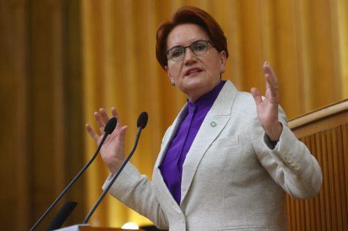 La líder de la oposición turca ofrece a Austria 3.600…
