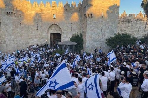 ¿Desafiará Estados Unidos las pretensiones de Israel sobre la unificación…