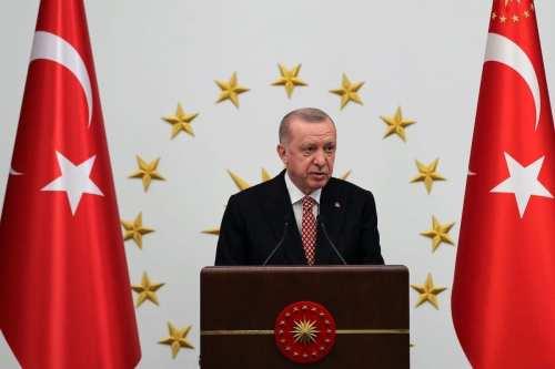 Erdogan afirma que Turquía permanecerá presente en Libia, Irak, Siria…