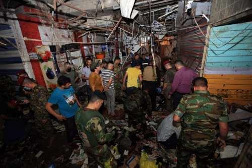 22 muertos y decenas de heridos en la explosión del…