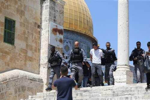 Israel expulsa a 4 ex presos de Jerusalén