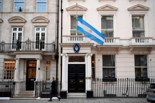 Argentina se dispone a sancionar a empresas de Reino Unido…