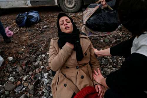 Afganos acusan a las fuerzas iraníes de cometer abusos antes…
