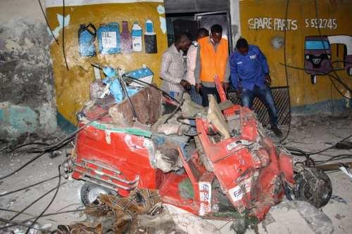 El ejército somalí afirma haber matado a 15 terroristas de…