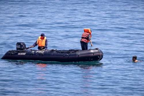 344 inmigrantes rescatados frente a las costas de Marruecos