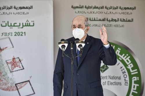 El presidente argelino reitera que no hay compromiso para resolver…