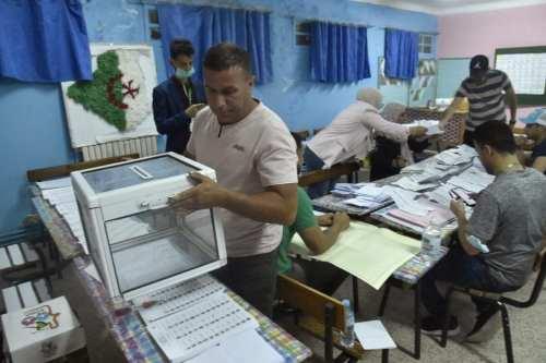 Argelia: el mayor partido islámico se niega a formar parte…