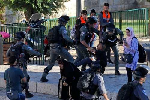 Hamás denuncia las provocaciones israelíes antes de las incursiones de…
