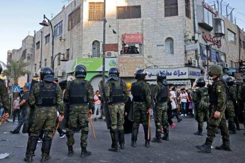 Los palestinos no son meros apéndices políticos de la Autoridad…