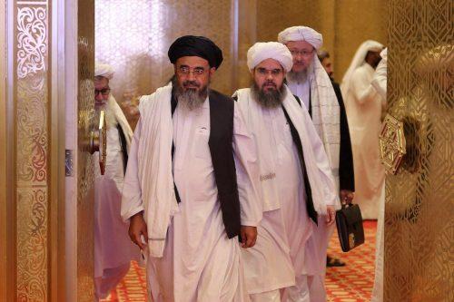 Veinte años después del 11-S, los talibanes vuelven a la…