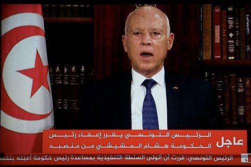 El presidente de Túnez dice no tener intención de revocar…