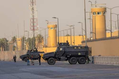 Estados Unidos derriba un objeto sospechoso cerca de su embajada…