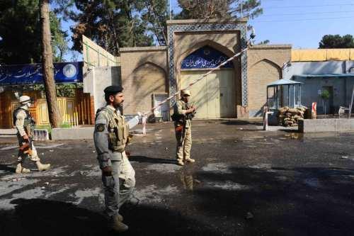 Irán y Turquía cierran sus consulados en Afganistán