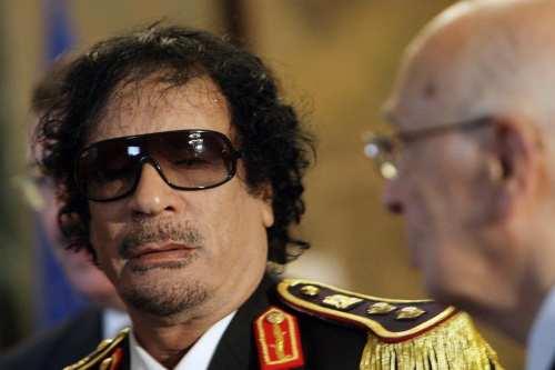 Las finanzas de Gadafi podrían salvar el nuevo presupuesto de…