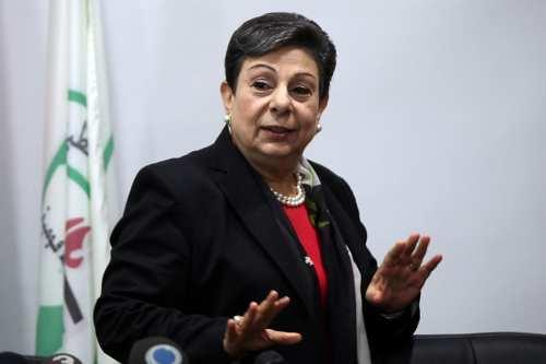 Hanan Ashrawi: la presidencia de Palestina no tolera ni acepta…