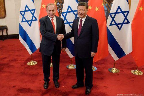 Los crecientes vínculos de Israel con China preocupan a Washington