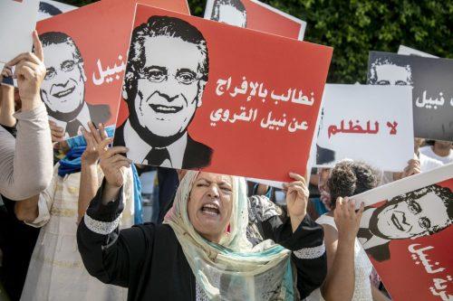 Argelia detiene al ex candidato presidencial de Túnez