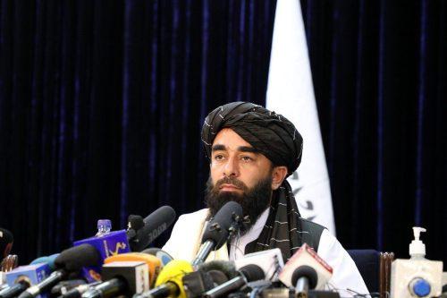 Portavoz de los talibanes: La fecha de retirada del 31…