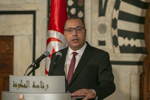 El destituido primer ministro tunecino Mechichi comparece por primera vez…