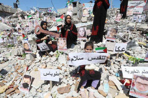 ¿Se dirigen los palestinos de Gaza e Israel hacia un…