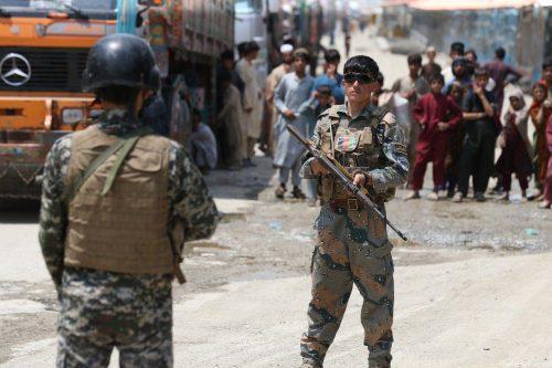 Irán cierra el paso fronterizo con Afganistán ante el éxodo…