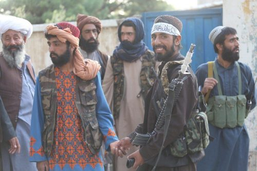 Colaborar con los talibanes sin reparos