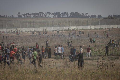El ejército israelí refuerza sus tropas en la frontera con…