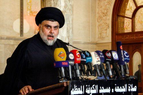Sadr afirma que participará en las elecciones de Irak