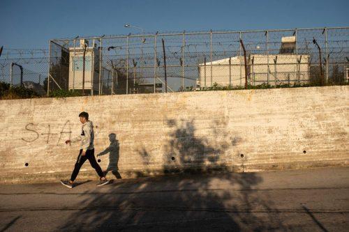 Grecia finaliza la construcción del muro en la frontera con…