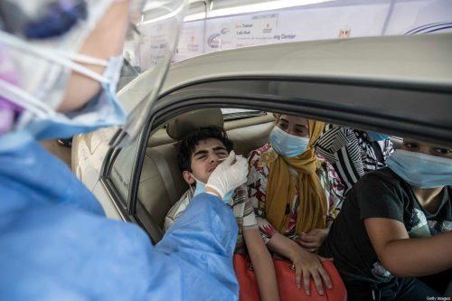 Egipto impedirá que los empleados no vacunados accedan a sus…