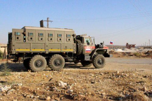Siria: las fuerzas de la oposición abandonan Daraa en virtud…