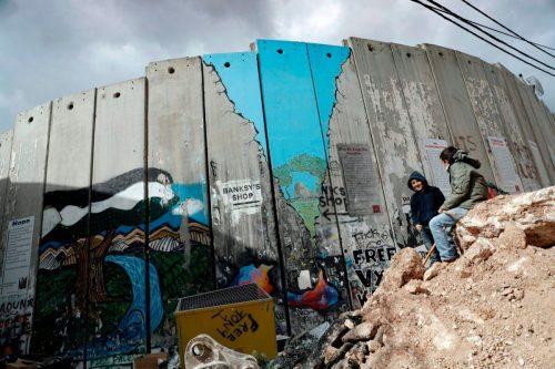 Incluso el amor está prohibido en el apartheid israelí