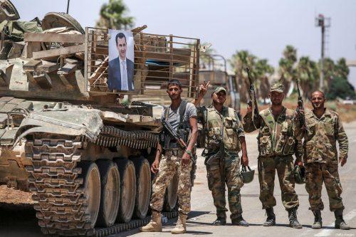 Siria: las milicias iraníes violan el alto el fuego en…