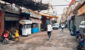 Los campos de refugiados del Líbano son lugares peligrosos debido a la falta de infraestructuras adecuadas [Khladoun Fahmawi/Monitor de Oriente]
