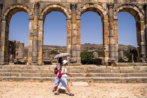 Los ingresos turísticos de Marruecos registran un descenso del 58%…