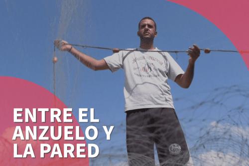 Los pescadores de Gaza están entre la espada y la…