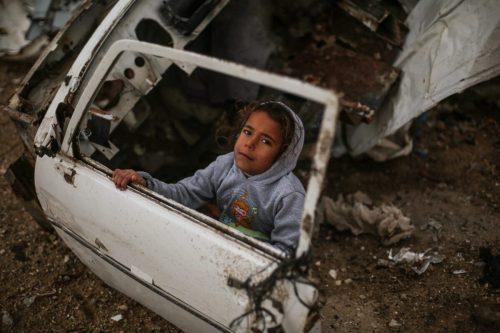 Efectos del bloqueo israelí en las condiciones económicas y humanitarias…