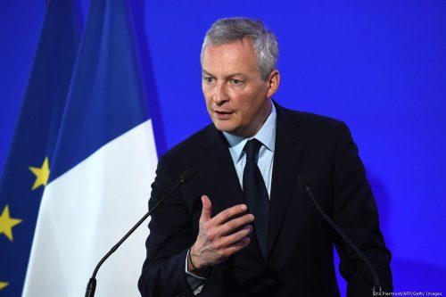 El ministro de Economía francés ve Afganistán como una llamada…