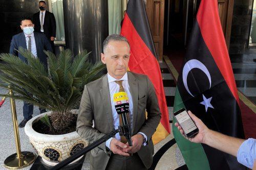 Alemania reabre su embajada en Libia