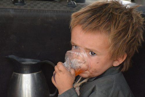Save the Children: 33.000 niños murieron o fueron mutilados durante…