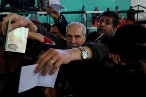 A pesar de la negativa de Israel, los palestinos aspiran…