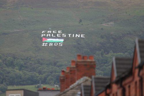 Traición pro-Israel en Irlanda