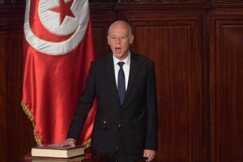 ¿Está el presidente de Túnez empezando la casa por el…