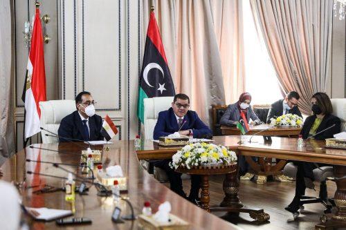 Egipto firma 14 acuerdos con el gobierno de unidad de…