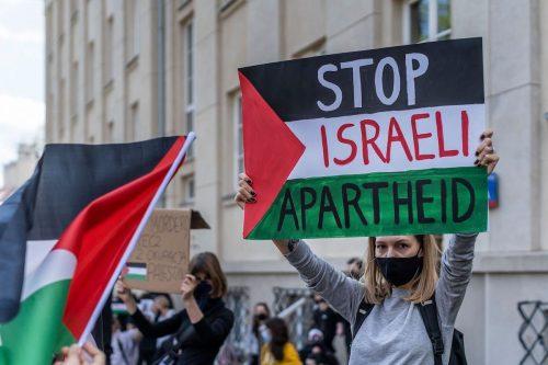 """El futuro de Israel es el apartheid en una """"solución…"""