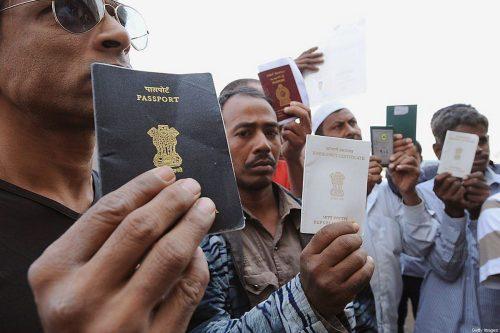 Arabia Saudí: los trabajadores yemeníes corren el riesgo de ser…