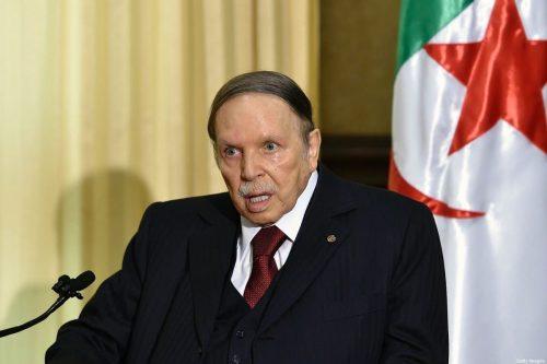 Muere el ex presidente argelino, Buteflika, a los 84 años