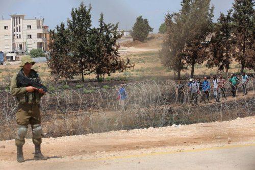 Israel detiene a familiares de los palestinos fugados