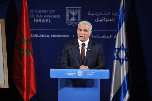 El partido marroquí Justicia y Caridad considera que normalizar los…