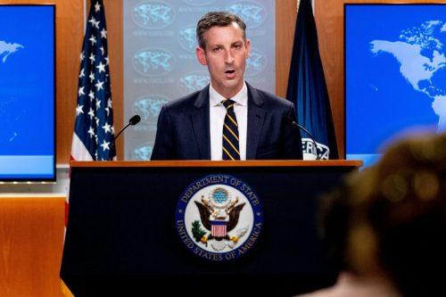 Estados Unidos condena el ataque transfronterizo contra Turquía, aliada de…